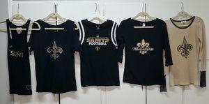 Saints shirts
